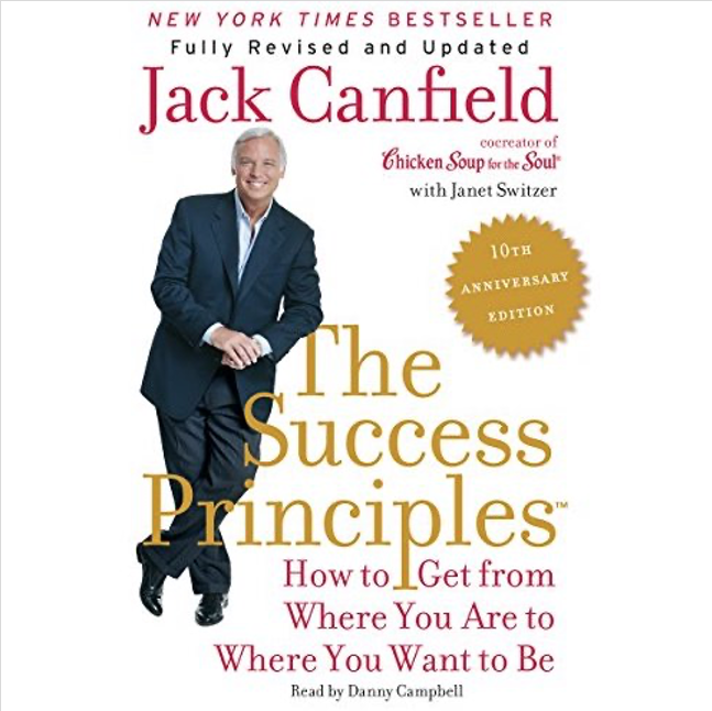 ruby book recommendation- The Success Principles(TM)