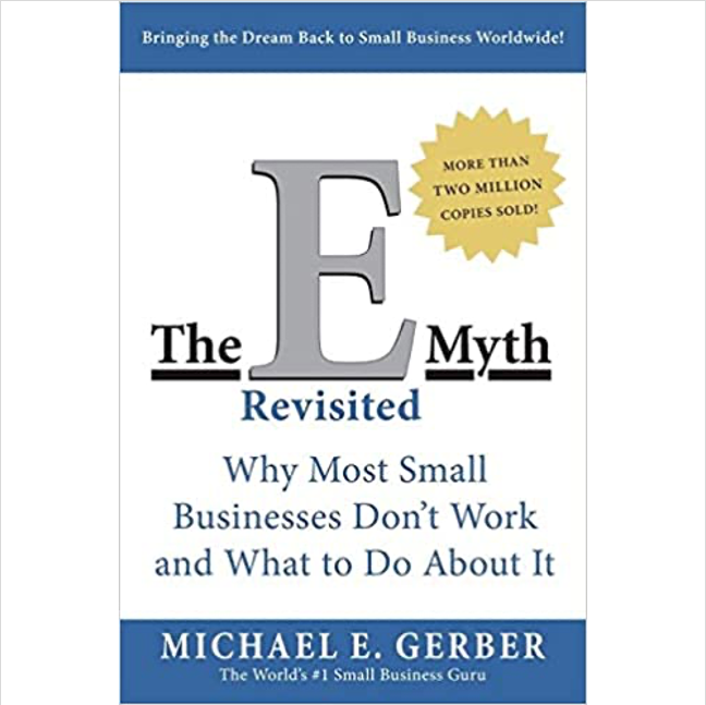 Ruby-Book-Recommendation-E-Myth-Revisted